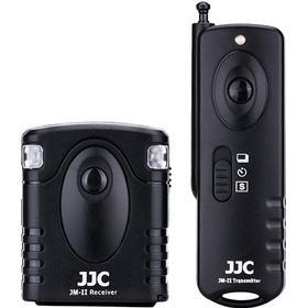 JJC 433MHz trådlösa fjärrutlösare (sändare & mottagare) JMII-Serien ([JM-A(II)] Ersätter Canon RS-80N3/TC-80N3)